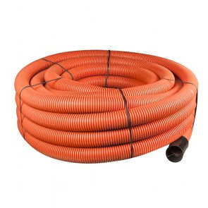 50/63mm Coiled Orange Duct x 50m