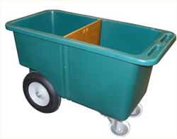 Slim Line Feed Cart