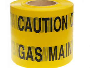 Gas Marker Warning Tape