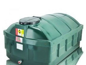 1200 Litre Low Profile Bunded Oil Tank