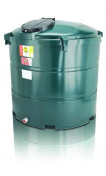 1300 Litre Vertical Bunded Oil Tank
