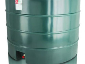 5000 Litre Vertical Single Skin Oil Tank