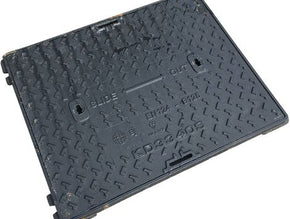 600mm x 450mm B125 Ductile Iron Cover & Frame