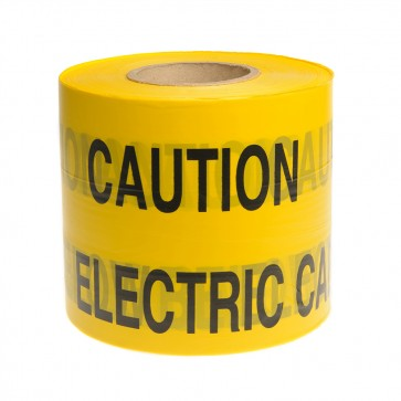 Electric Marker Warning Tape