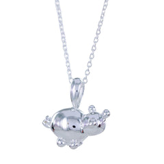 Balloon Piggy Pendant