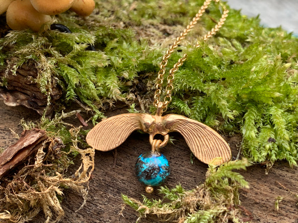 Fly Away Pendant