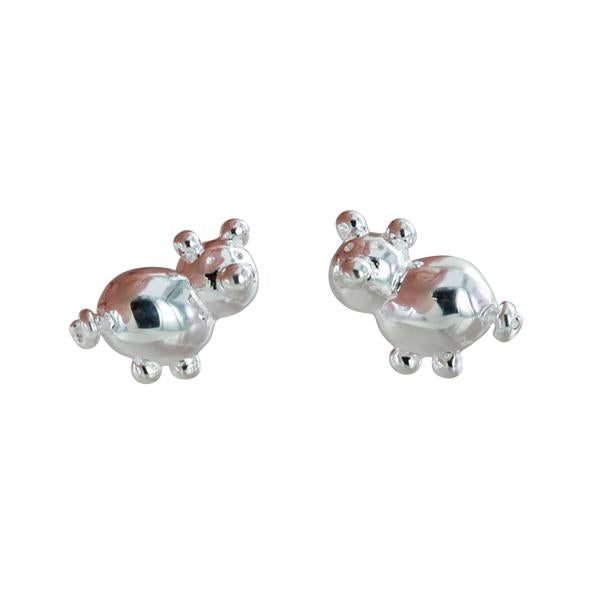 Balloon Piggy Earrings