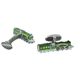 Flying Scotsman Cufflinks