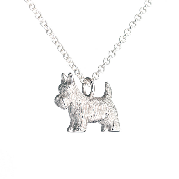 Scottish Terrier Pendant