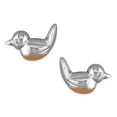 Little Robin Stud Earrings