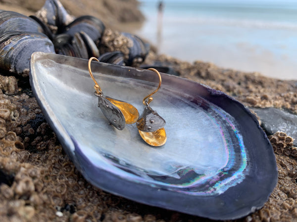 Little Mussel Earrings