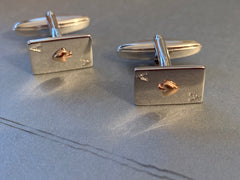 Ace of Hearts Cufflinks