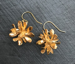 Clover Flower Earrings