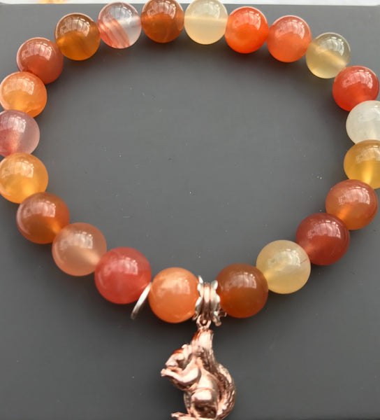 Red Squirrel  Bracelet