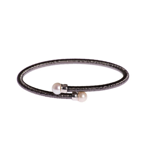 Black Rhodium Bracelet