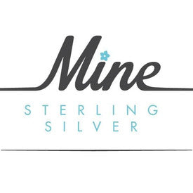 Mine Sterling Silver