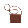 Miiko design brown Jemma elk leather bag