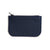 Miiko design blue small purse, sustainable elk leather