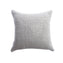 Roma Cotton Pillow - Natural Ivory