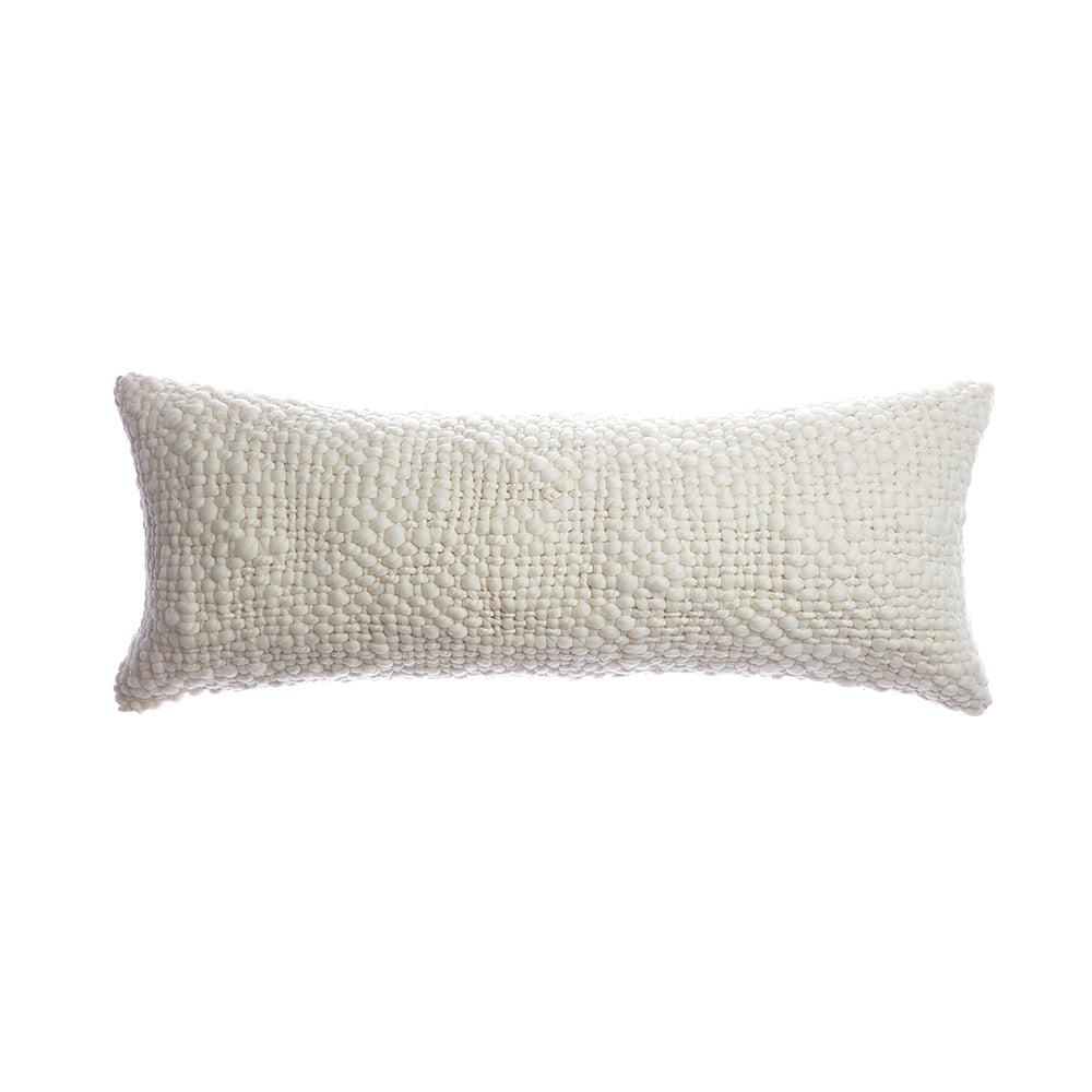 Alma Chunky Bed Lumbar Pillow