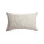 Alma Chunky Wool Lumbar Pillow
