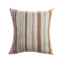 Anette Lumbar Wool Pillow - Brownie
