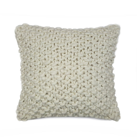 Arroz Chunky Wool Pillow