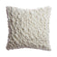 Clouds Chunky Wool Square Pillow