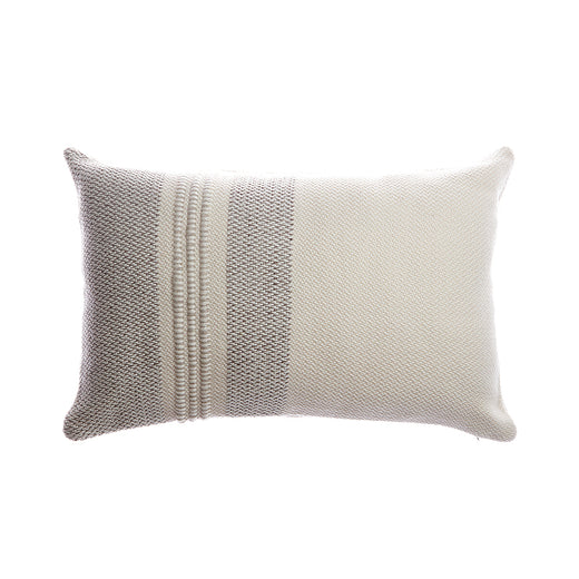 Desert Grey Lumbar Pillow