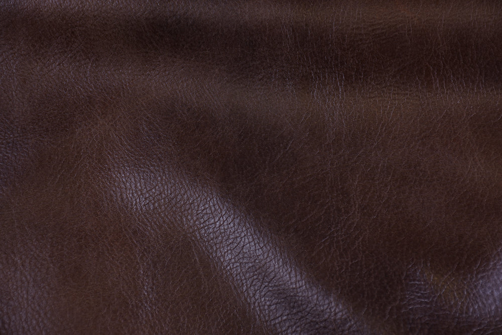 RAMONA - Burnished Walnut Leather
