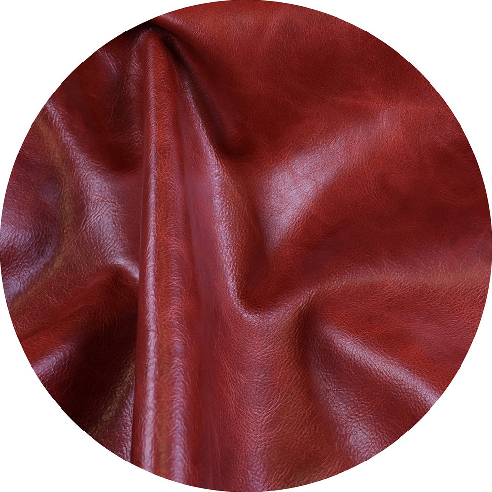 HURLINGHAM - Red Pepper Leather