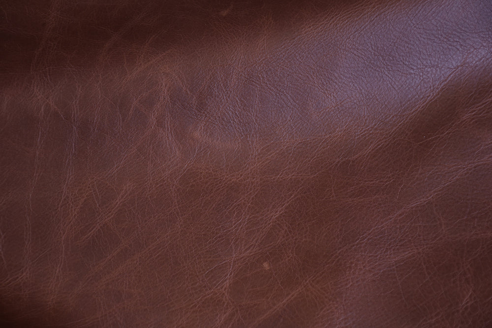 VIRGINIA - Saddle Leather