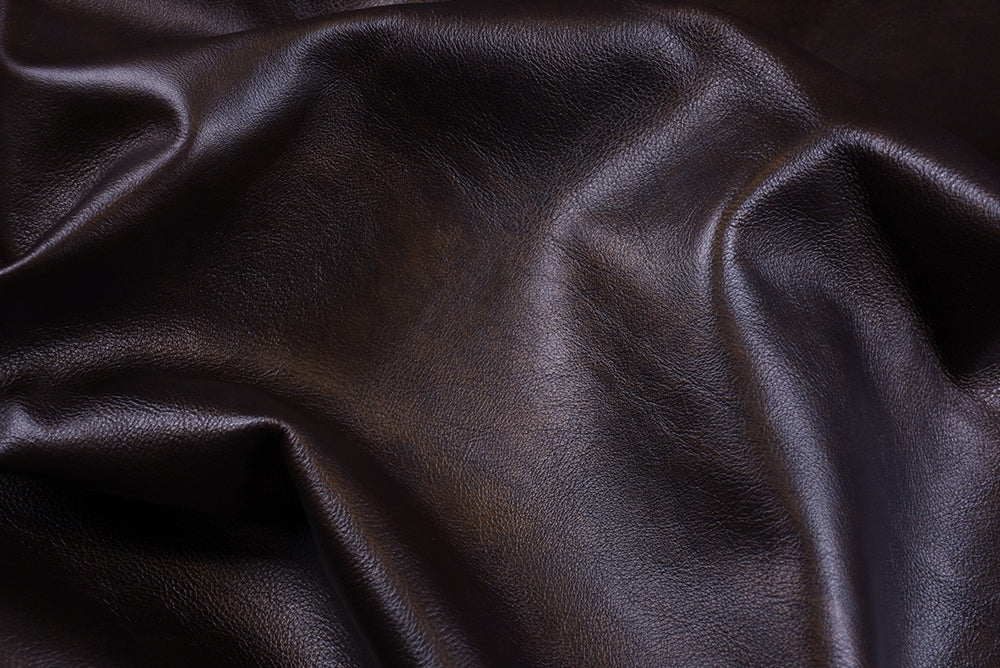 VIRGINIA - Dark Bronze Leather