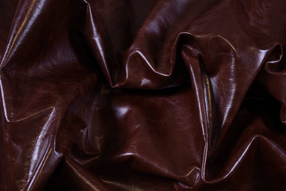 PAMPA - Harnes Brown Leather