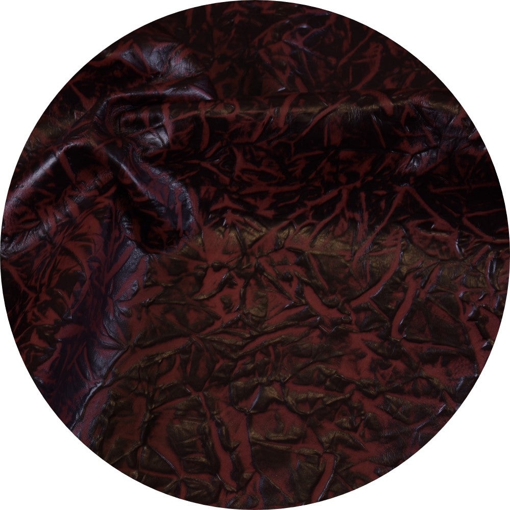 BROKEN - Merlot Leather