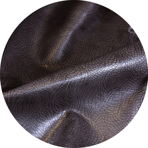 RAVAL - Silver Leather