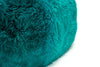 SHEEPSKIN POUF - Long Hair Jade - Homelosophy