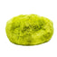 SHEEPSKIN POUF - Long Hair Pistachio