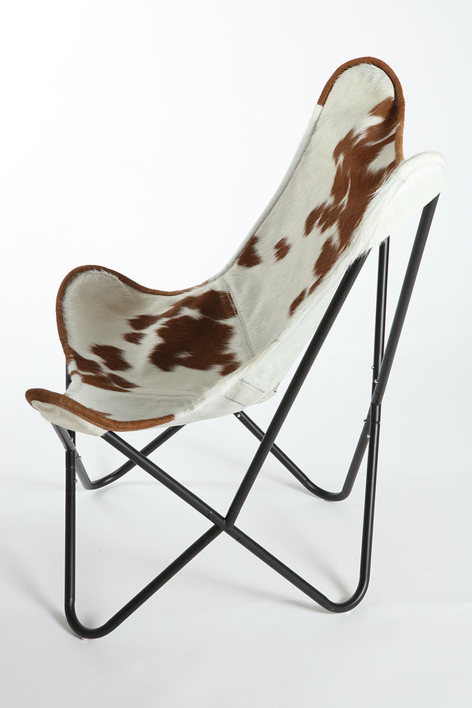 Awesome Homelosophy   Hair On Hide Butterfly Chair