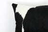 Holstein Cowhide Pillow - Black & White - Homelosophy