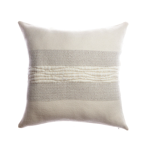 Laura Striped Square Pillow