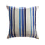 Marlene Square Wool Pillow - Blue