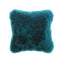 Jade Sheepskin Square Pillow