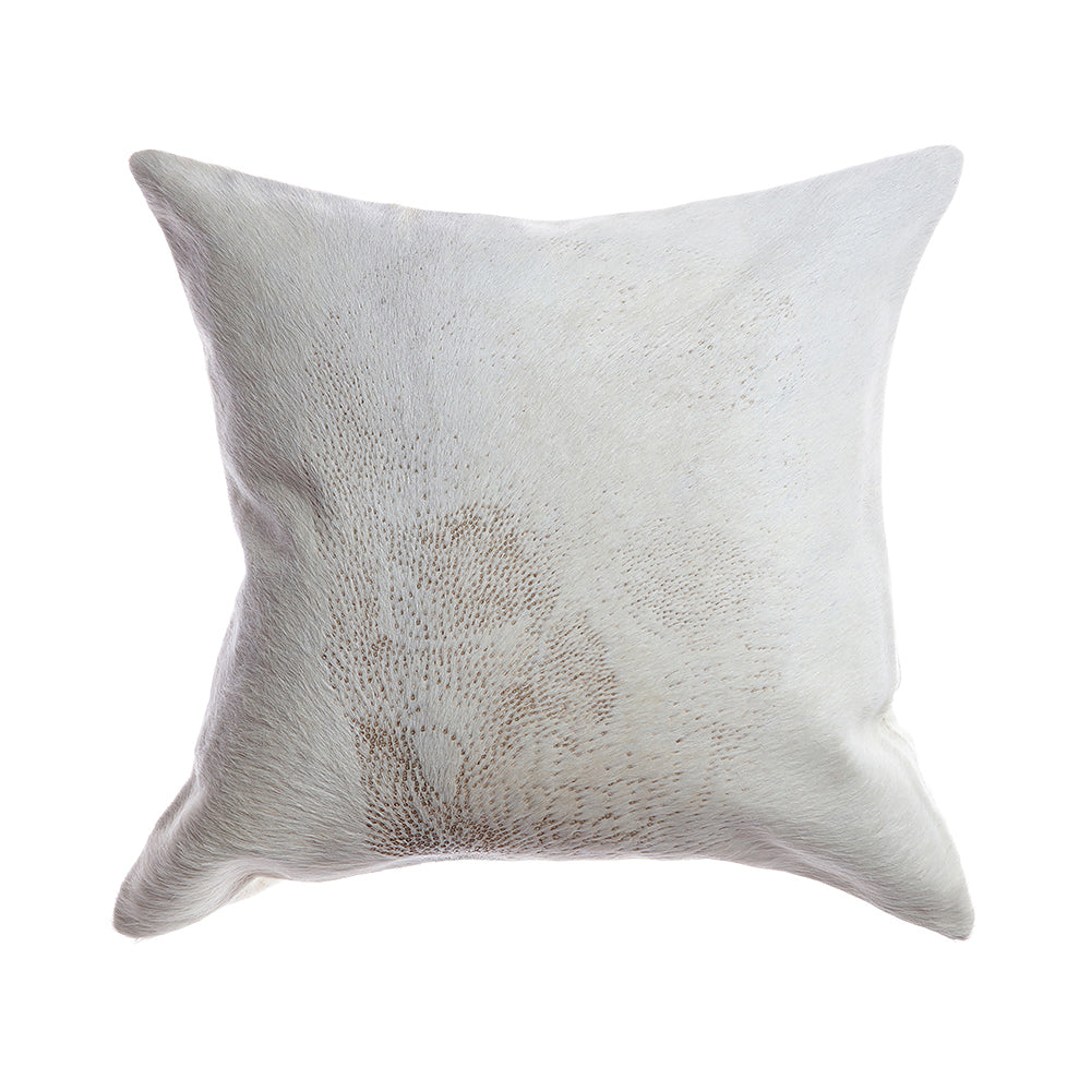 Skull Hide Square Pillow