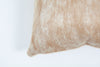 Soft Maple Cowhide Pillow - Hair on Hide | Homelosophy