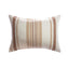 Sussie Square Wool Pillow - Brownie