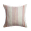 Sussie Square Wool Pillow - Pinky