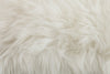 Sheepskin Pillow - Natural Ivory Lambskin Pillow | Homelosophy