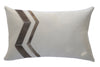 Dark Caramel Hide Arrows Decorative Pillow - Homelosophy