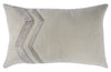 Taupe Hide Arrows Decorative Pillow - Homelosophy